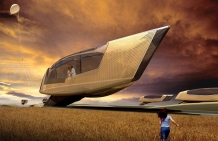 Erupting Stability: Tornado Proof House